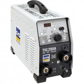 Заваръчен апарат GYS Gysmi TIG 200 DC HF, без аксесоари