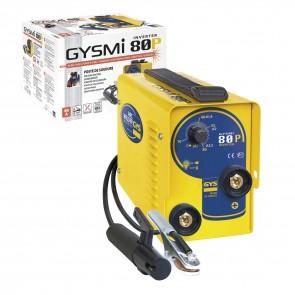 Инверторен заваръчен апарат GYS Gysmi 80 P - Φ 1,6-2,5 мм