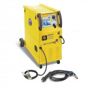 Телоподаващо устройство GYS Smartmig 183 / 30-180А, 400V