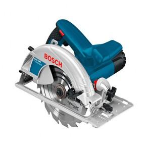 Ръчен циркуляр Bosch GKS 190 - 1400 W, 5500 оборота, диск ф 190 мм