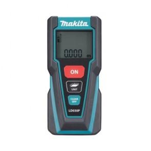Лазерна ролетка Makita LD030P - 0.2-30м, ± 2,0 mm / 10 m