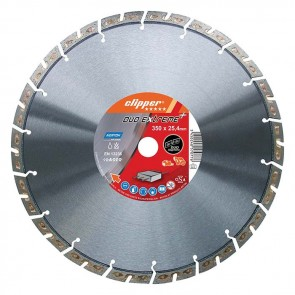 Диамантен диск Norton Extreme Beton - ф350 мм 25.4 мм