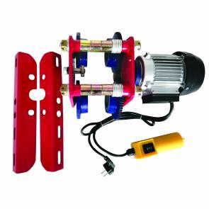 Релсова количка за телфер Raider RD-EH05 - до 0.5 T, 60 W, 13 м/мин
