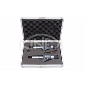 Дигитален триточков микрометър KINEX - set 2-3 mm, DIN 863, IP 54