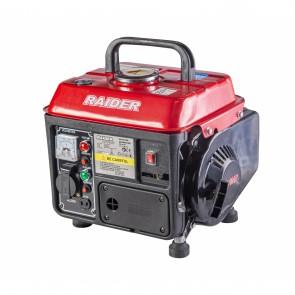 Бензинов монофазен генератор Raider RD-GG08 - 650 W