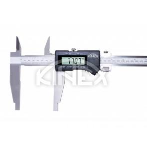 Дигитален шублер с горни и долни челюсти KINEX 1000 mm, 150 mm, 0.01 mm