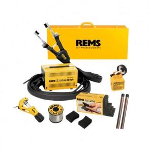 Уред за спояване на медни тръби Rems Contact 2000 / 200W, 900C, ф6-54мм