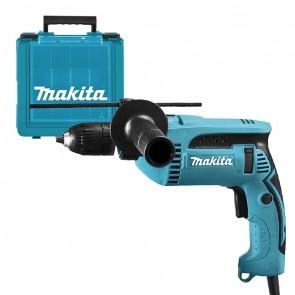 Ударна бормашина Makita HP1641K - 680 W, 0-2800 об., 0-44800 уд. Брой скорости: 1-скоростни