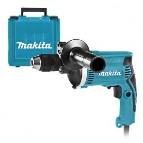 Ударна бормашина Makita HP1631K / 710W, 3200об/мин, 48000уд/мин