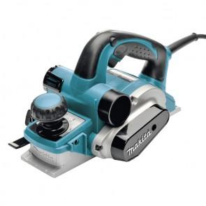 Ренде Makita KP0810 - 850 W, 16000 оборота, 82 мм, 0-4.0 мм