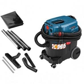 Прахосмукачка Bosch GAS 35 L AFC - 1380 W, 4440 л/мин, 35 л