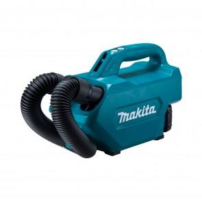 Акумулаторна прахосмукачка за сухо почистване Makita CL121DWA - 12 V, 4 Ah, 1300 л/мин