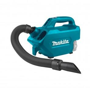 Акумулаторна прахосмукачка за сухо почистване Makita CL121DZ - 12 V, 1300 л/мин, без батерии и зарядно устройство