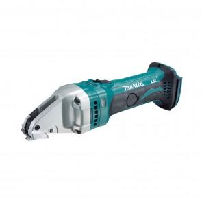 Акумулаторна ножица за права ламарина Makita DJS161Z - 18 V, 4300 хода/мин, 1.2-2.5 мм, без батерии и зарядно устройство