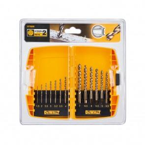 Комплект свредла за метал комплект DeWALT DT7920B - 1.5-7 мм, 13 бр