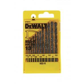 Комплект свредла за метал DeWALT DT5912 - 1.5-6.5 мм, 13 бр