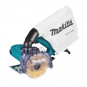 Ръчен циркуляр Makita 4100KB - ф125 мм, 1400 W, 230 V, 12 200 об/мин