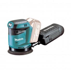 Акумулаторна полирмашина Makita DBO180Z - ф125 мм, 18 V, 7000-11 000 об/мин, без батерии и зарядно устройство