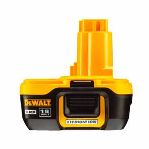 Акумулаторна батерия DeWALT DE9182 - 18 V, 2 Ah