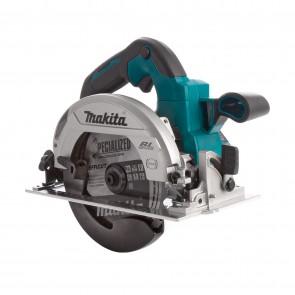 Акумулаторен ръчен циркуляр Makita DHS660RTJ - ф165 мм, 18 V, 5 Ah, 0-450/0-1500 об/мин