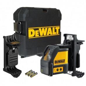 Лазерен нивелир DeWALT DW088K - 15.0 м, 0.3 мм/ 1 м