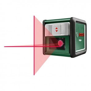 Лазерен нивелир с кръстосани линии Bosch Quigo II / ± 0,8 mm/m , 10 м