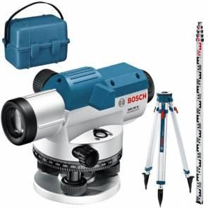 Оптичен нивелир Bosch GOL 26 G - 400 gon