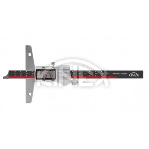 Дигитален дълбокомер KINEX 150 mm, 0,01 mm, DIN 862