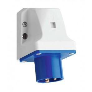 Щепсел за стена ABL CEE 16A 230V 3P IP44