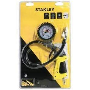 Пистолет за помпене на гуми с манометър STANLEY, 10bar