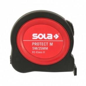 Противоударна гумирана ролетка с магнит Sola Protect M - 5 м