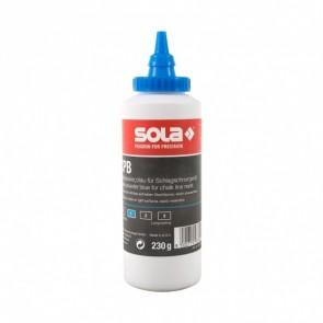 Синя боя за чертилки Sola CPB 230 - 230 г