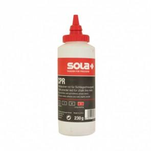 Червена боя за чертилки Sola CPR - 230 г