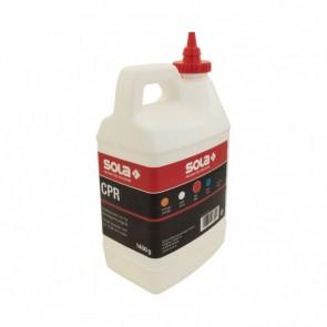 Червена боя за чертилки Sola CPR 1400 - 1.4 кг