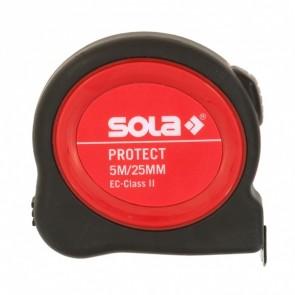 Противоударна гумирана ролетка Sola PE 525 - 5 м