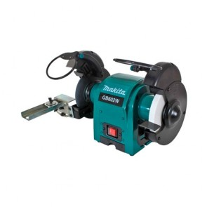 Шмиргел Makita GB602W - 250W, ф150x16мм, 2850об.мин, 230V