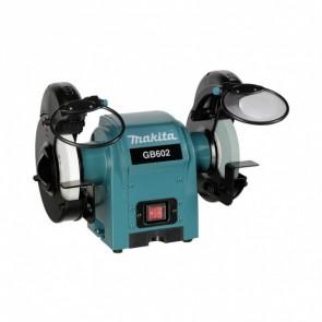Шмиргел Makita GB602 - 250W, ф150x16мм, 2850об.мин, 230V