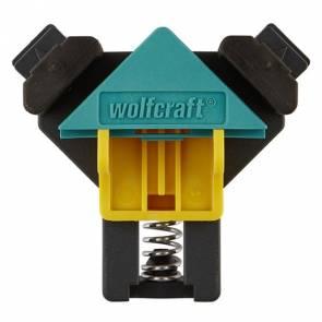 Стяга дърводелска ъглова WOLFCRAFT 2 ES 22 - 22 мм, 90*