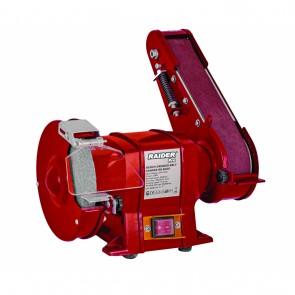Шмиргел с лентов шлайф Raider RDP-BG05 / 250W, ф150мм, 50х686мм