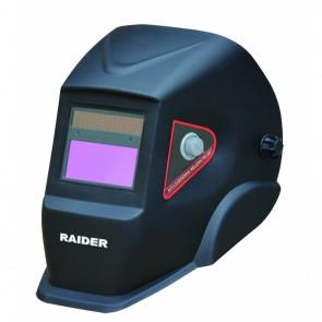 Заваръчна фотосоларна маска Raider RD-WH02 / DIN 4 DIN 9-13