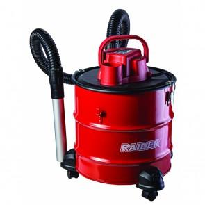 Прахосмукачка за пепел с колела Raider RD-WC05 - 1000 W, 18 L