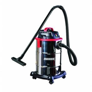 Прахосмукачка за сухо и мокро Inox Raider RD-WC07 - 1300 W, 30 L