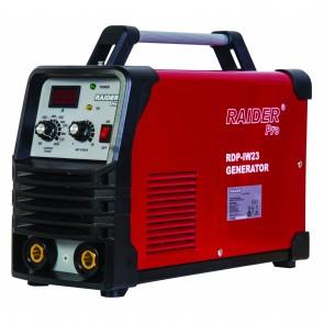 Инверторен електрожен Raider RD-IW23 - 230 V, 20-200 A