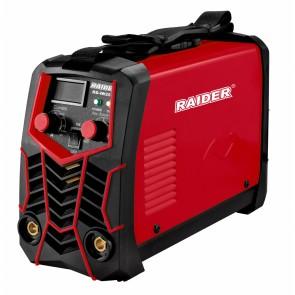 Инверторен електрожен Raider RD-IW25, 1.5-4 мм, 20-160 A