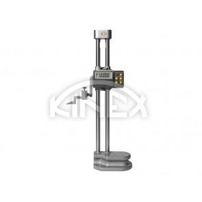 Двуколонен дигитален високомер Kinex 300/0,01mm