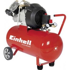 Компресор Einhell TE-AC 400/50/8 Kit / 2200W, 400л/мин, 50л