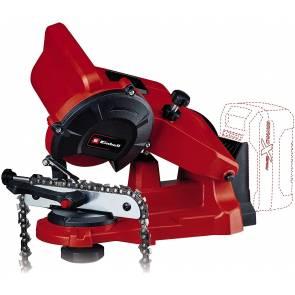 Акумулаторна машина за заточване на вериги Einhell GE-CS 18 Li - Solo Power X-Change / 18V, без батерии и зарядно устройство