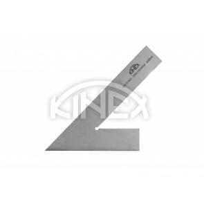 Плосък ъгъл KINEX 45 °, 20x5 mm / 120 x 80 mm - без пета
