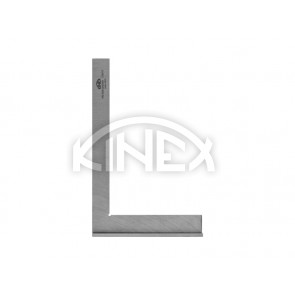 Прав ъгъл KINEX 1000x500 mm, PN 25 5124 - с пета