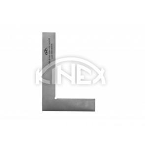 Прецизен прав ъгъл KINEX 75x50 мм, DIN 875/1 - Неръждаема стомана
